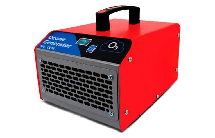generador de ozono O3