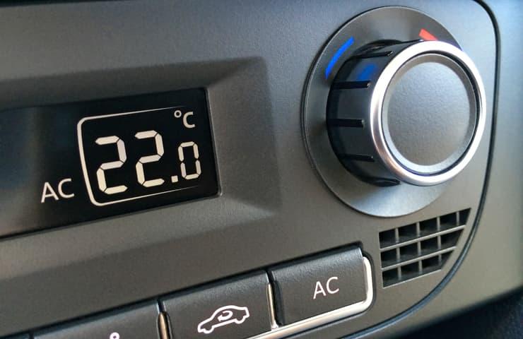aire acondicionado coche temperatura canarias